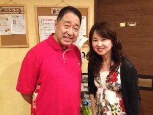 羽川先生と よしみ