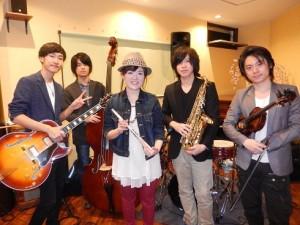 2015-3-28 山内さんと 白倉千春 ライヴ 054s